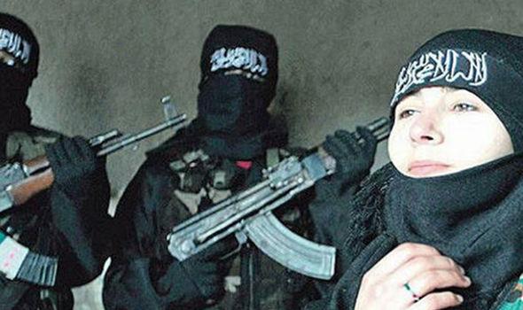 ISIS jihad brides police