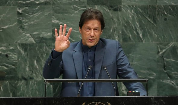 India-Pakistan: Mr Khan warned of a nuclear conflict