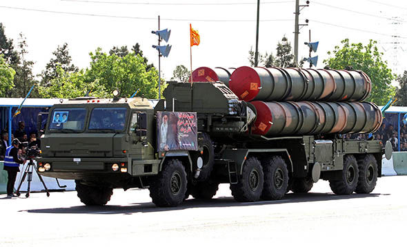 Iran's weapons