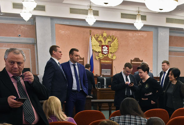 Russia's Surpreme Court ruled the group is an extremist organisation