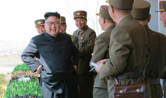 Kim Jong-Un's
