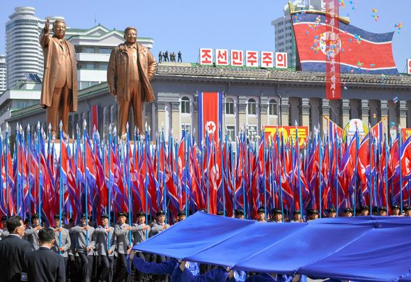 Kim Jong-il Kim Il-song