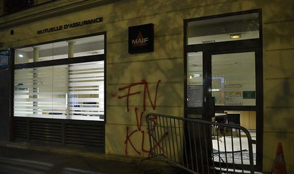 Marine Le Pen HQ