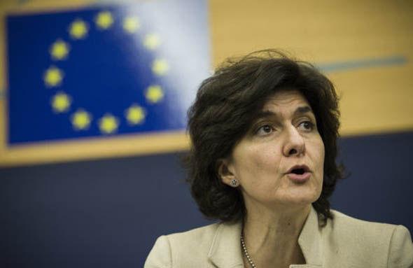 MEP Sylvie Goulard