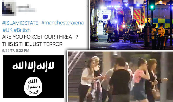 Manchester bombing: ISIS calls for more attackers