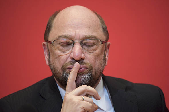 Martin Schulz, the SPD leader