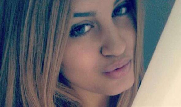 Alexandra Mezher was killed on Monday