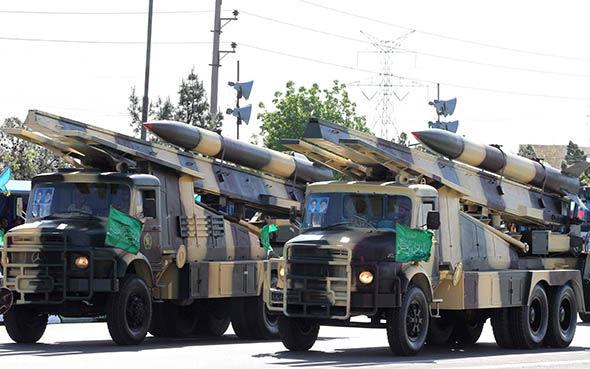 Iran's weaponry