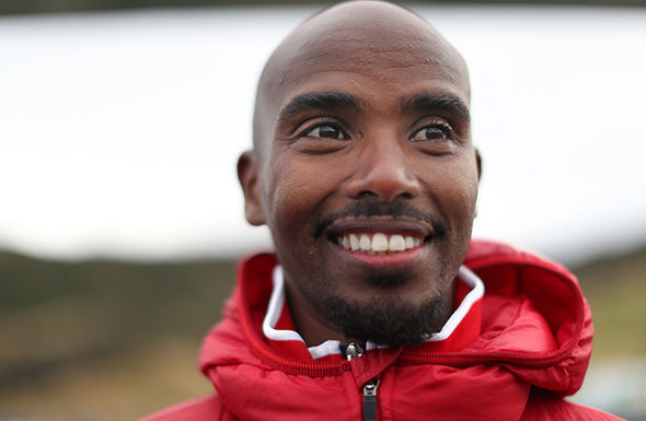 Mo Farah said he feared he may not be able to visit his US family again because of the ban