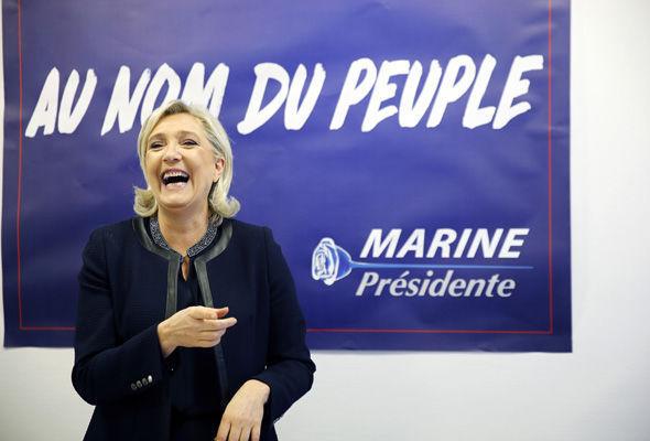 Mrs Le Pen