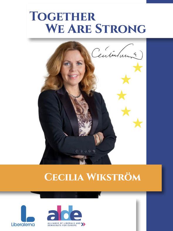 Ms Wikstrom's manifesto