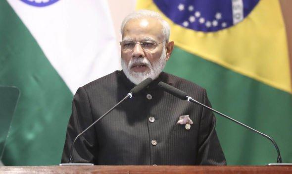 Narendra Modi recently revoked Kashmir's special status