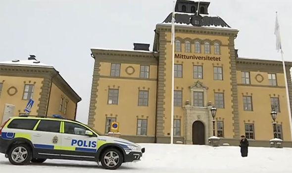 University in Ostersund