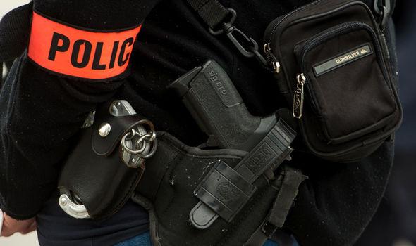 EU police officer