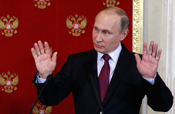 Putin has deepened his support for Syria