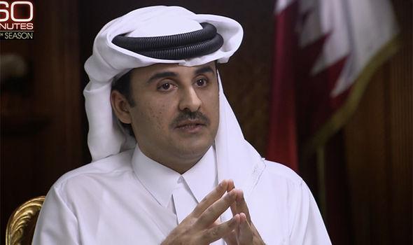 Sheikh Tamim