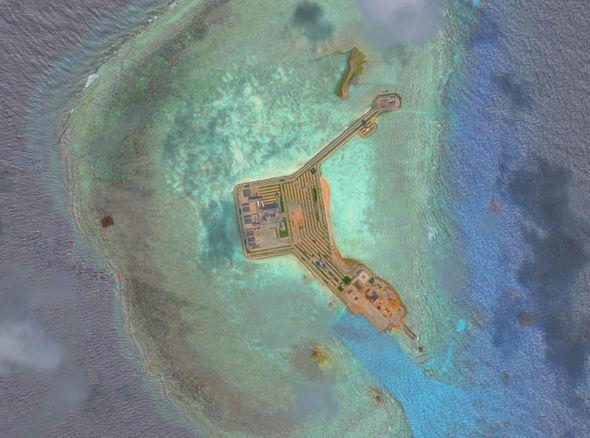 Gaven Reefs