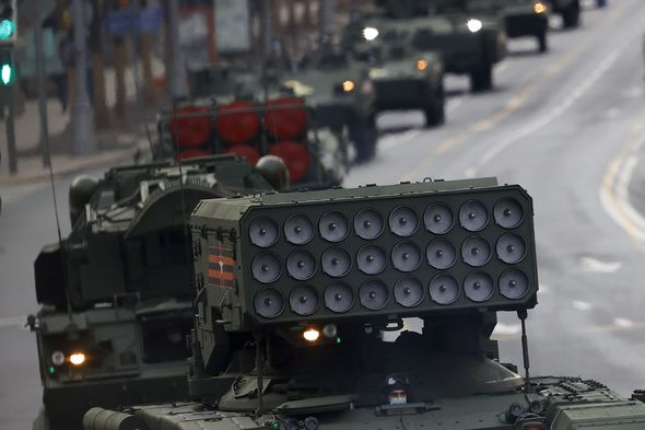 Russia prepares to launch new missiles