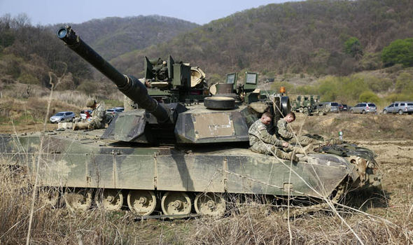 US Army and Air Force conduct defence exercises