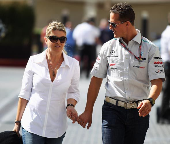 The Schumacher family have sought to maintain the F1 legend's privacy since the accident