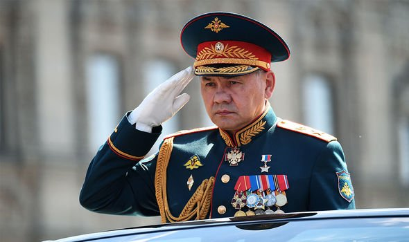 Sergei Shoigu: Russia's defence minister announced it would form 20 new units amid NATO activity
