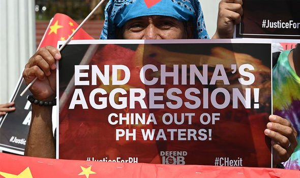 South China Sea: The region has been a flashpoint of contention in recent years