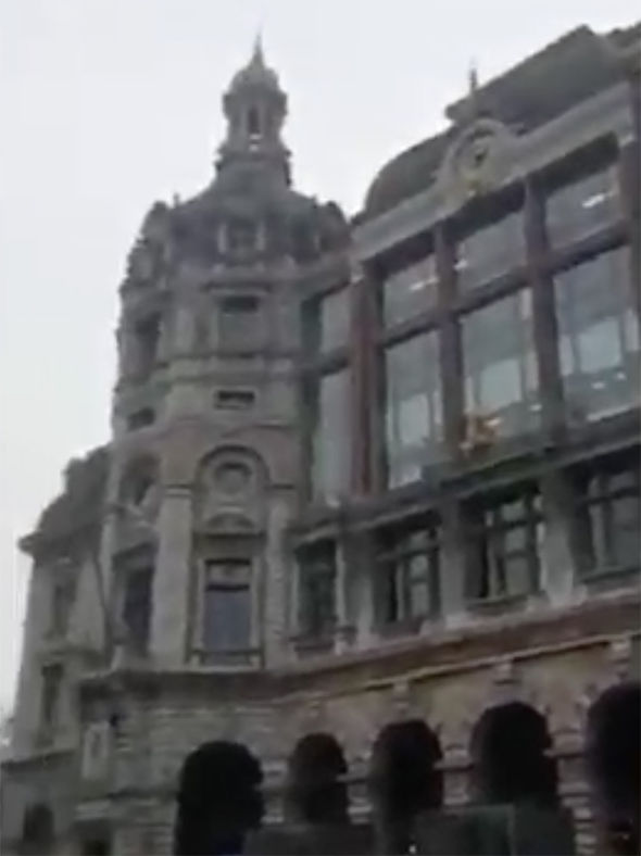 Possible jihadi films in Belgium