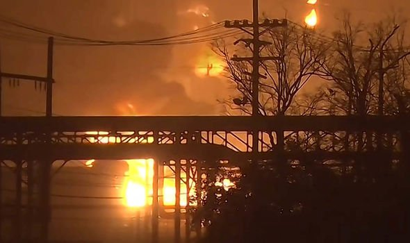 Texas explosion latest: