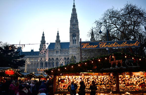 The Austrian city of Vienna is known for its pleasant views