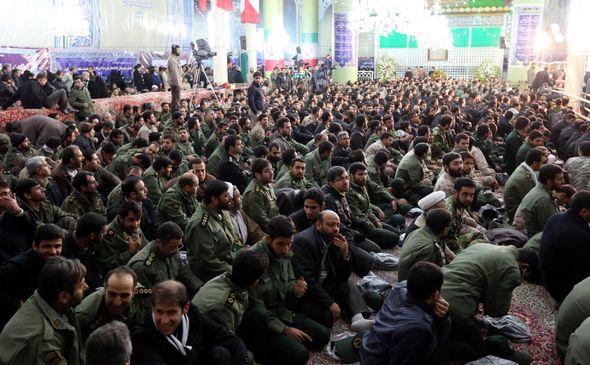 The Revolutionary Guards