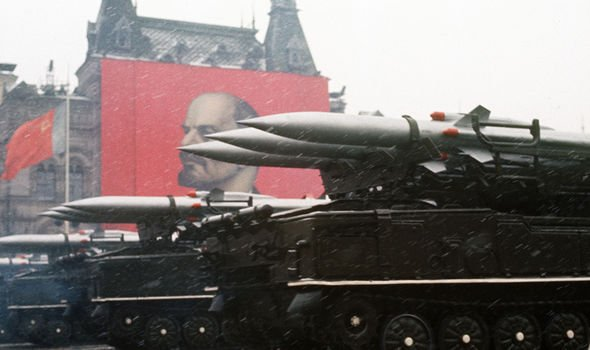 The Soviet Union prepared nuclear weapons