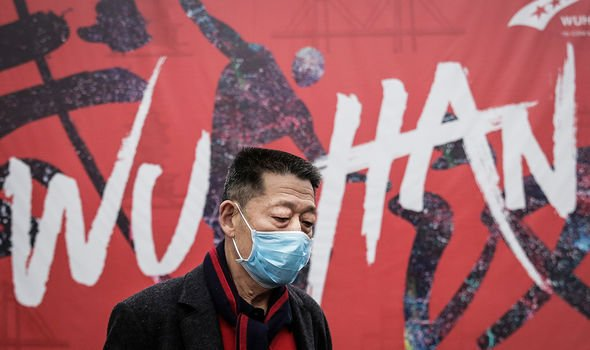 The virus is thought to have been in Wuhan for a while