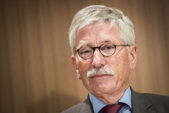 Thilo Sarrazin, a SPD politician