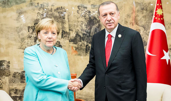 Turkey has recently been embroiled in a number of arguments with EU countries