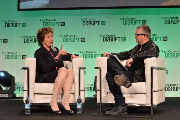 Former European commissioner Neelie Kroes broke rules and now advises Uber