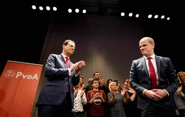 The Labour party in Holland is in crisis