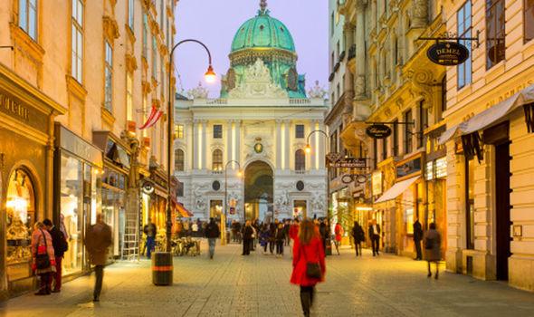 Vienna, Austira