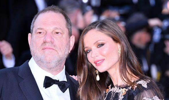 Harvey Weinstein has split from his wife