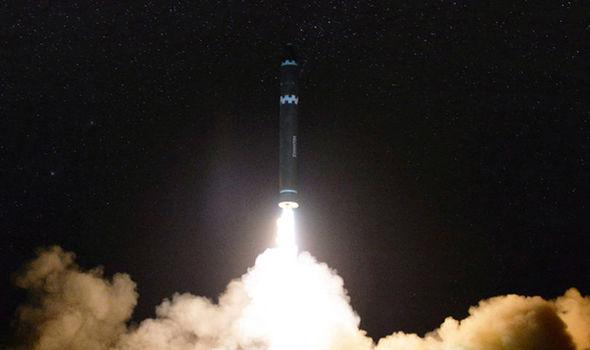 World War 3 ICBM