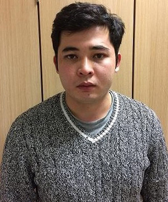 The alleged attacker