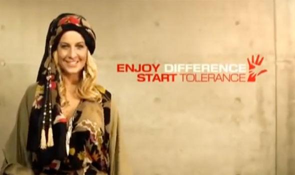 Deutsche Werbekampagne