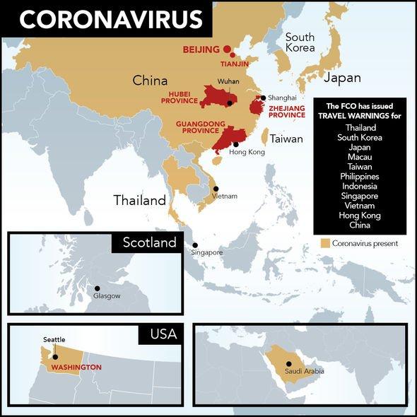 Coronavirus UK