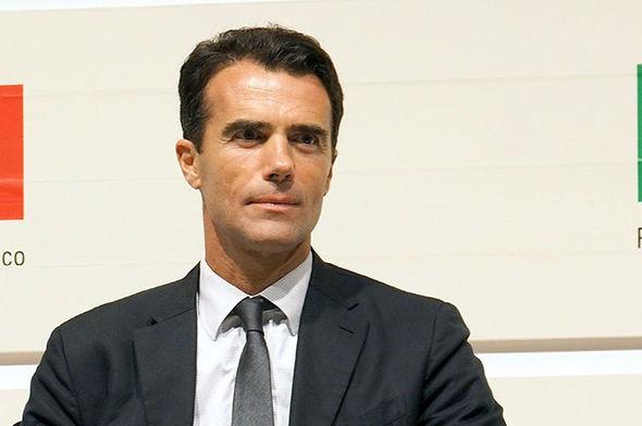 Sandro Gozi, Italy's Europe minister