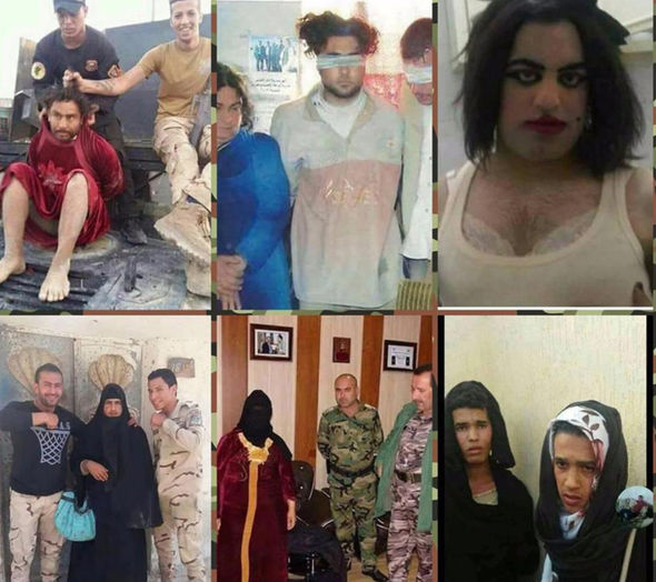 Image result for ISIS FEMALE DRESS
