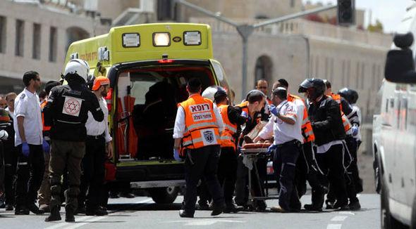 jerusalem stabbing attack