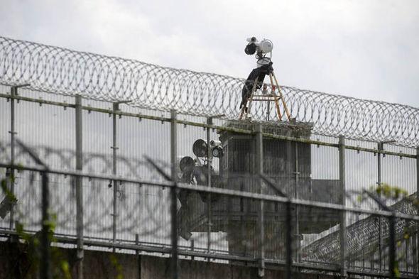 Mexico Papantla prison