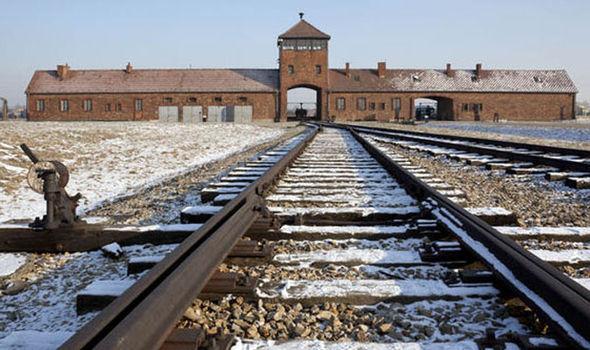 Railway in Auschwitz II, Birkenau