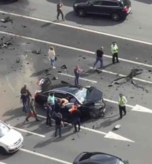 Putin Crash