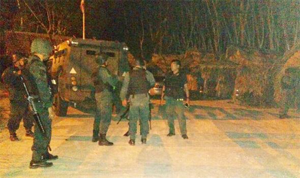 Thailand terror attack