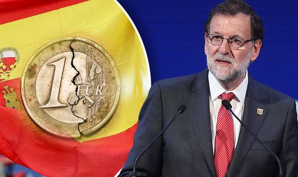 spain EU budget economy